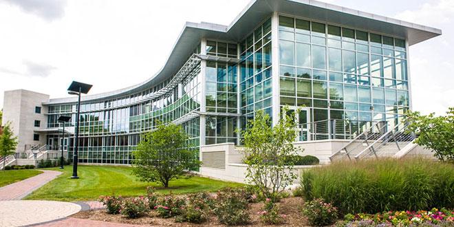 Arts & Sciences Building Lewis University