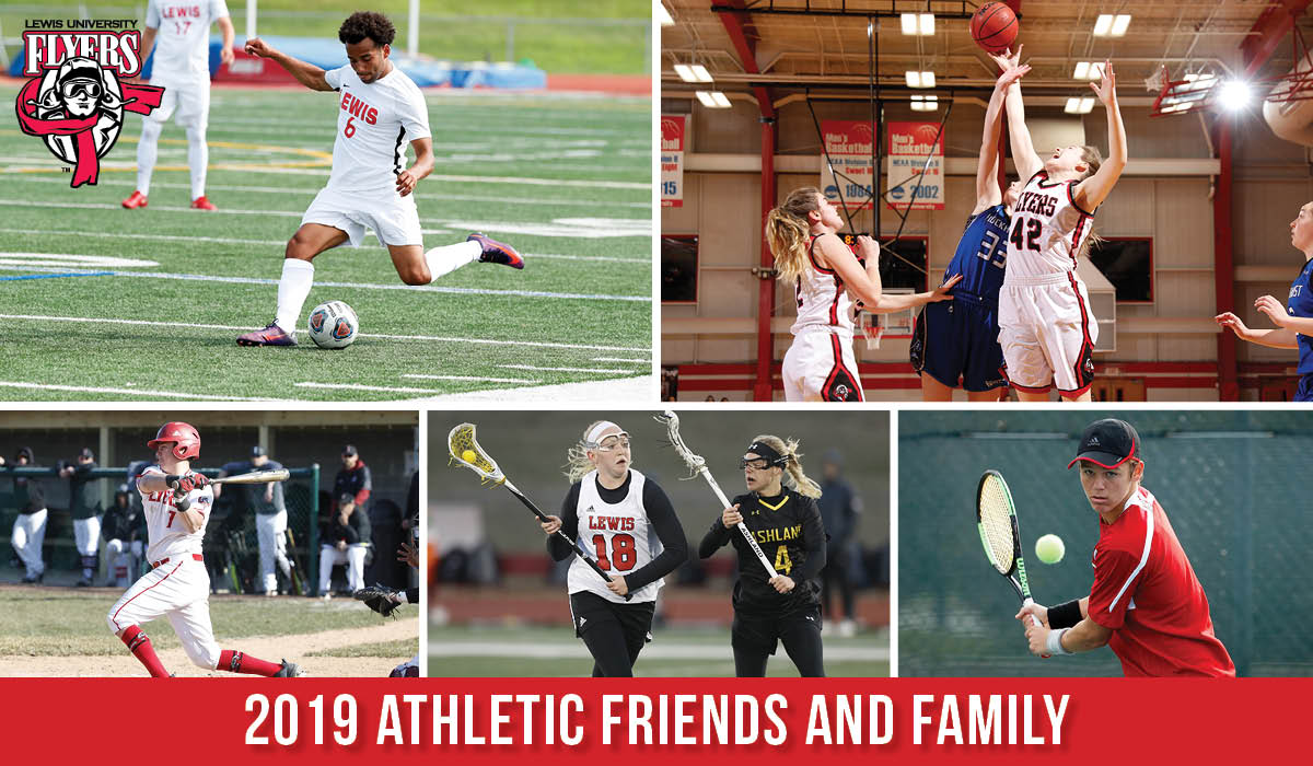 Athletic Friends and Family