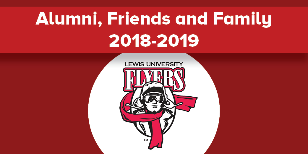 Alumni, Friends, & Family 2018-19